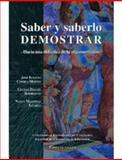 Saber y Saberlo Demostrar : Hacia una Didáctica de la Argumentación, Jose Ignacio Correa Medina, 9586164020