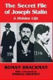 The Secret File of Joseph Stalin, Roman Brackman, 0714684023