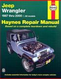 Jeep Wrangler, 1987-2000, Stubblefield, Mike and Haynes, J. H., 1563924021