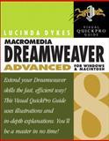 Macromedia Dreamweaver 8 Advanced for Windows and Macintosh, Lucinda Dykes, 0321384024