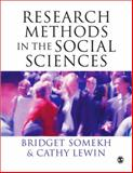 Research Methods in the Social Sciences, , 0761944028