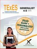 TExES Generalist 4-8 111, Sharon A. Wynne, 1607874024