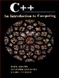 C++ : An Introduction to Computing, Nyhoff, Larry and Lee, Sanford, 0023694025