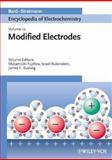 Encyclopedia of Electrochemistry, Modified Electrodes, , 3527304029