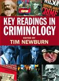 Key Readings in Criminology 9781843924029