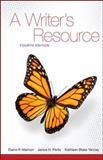 A Writer's Resource, Maimon, Elaine and Peritz, Janice, 0073384038