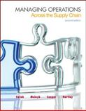 Managing Operations Across the Supply Chain, Swink, Morgan and Melnyk, Steven, 007802403X