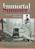 Immortal Summer, Amelia Hollenback, 0890134030
