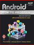 Android : How to Program, Deitel, Paul and Deitel, Harvey, 0133764036