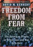 Freedom from Fear, David M. Kennedy, 0195144031