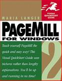 PageMill 2 for Windows, Langer, Maria, 0201694034