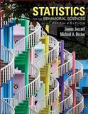 Statistics for the Behavioral Sciences, Becker, Michael A. and Jaccard, James, 0534634036