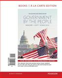 Government by the People, 2014 Election Update, Books a la Carte Plus New Mypoliscilab for American Government -- Access Card Package, Magleby, David B. and Light, Paul C., 0134114035