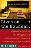 Lives on the Boundary 9780140124033