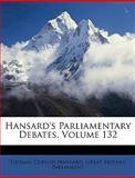 Hansard's Parliamentary Debates, Thomas Curson Hansard, 1148794034