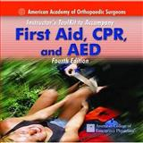 Itk- First Aid Cpr and Aed Av 4E Ins, Aaos, 0763734039