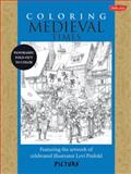Coloring Medieval Times, Levi Pinfold, 1600584039