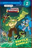 Reptile Rumble! (DC Super Friends), Billy Wrecks, 0385374046