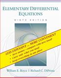 Elementary Differential Equations, Ninth Edition Binder Ready Version, Boyce, 0470404043
