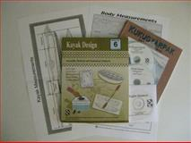 Kayak Design - Kit, Carrie Jones and Jerry Lipka, 1550594044