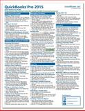 QuickBooks Pro 2014 Quick Reference Card - Laminated Guide Cheat Sheet (Instructions and Tips), TeachUcomp Inc., 1941854044