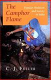 The Camphor Flame : Popular Hinduism and Society in India, Fuller, C. J., 0691074046