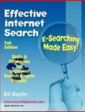 Effective Internet Search, Edward Baylin, 0921354045