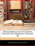 Proceedings of the Royal Society of London, , 1143874048