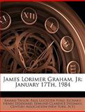 James Lorimer Graham, Jr, Bayard Taylor and Paul Leicester Ford, 1146384041