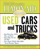 Lemon-Aid Used Cars and Trucks 2009-2010, Phil Edmonston, 1554884047