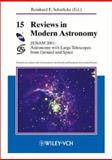 Jenam 2001 Vol. 15 : Astronomy with Large Telescopes from Ground and Space, , 352740404X