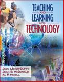 Teaching and Learning with Technology, Lever-Duffy, Judy and McDonald, Jean B., 0321054059