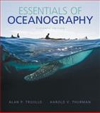 Essentials of Oceanography, Trujillo, Alan P. and Thurman, Harold V., 0321814053