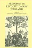 Religion in Revolutionary England, Durston, Christopher, 0719064058