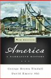 America : A Narrative History, Shi, David E. and Tindall, George Brown, 0393934055