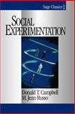 Social Experimentation, Campbell, Donald T. and Russo, M. Jean, 0761904050