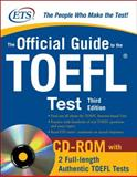 The Official Guide to the TOEFL, Educational Testing Service Staff, 0071624058