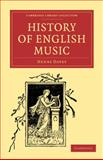 History of English Music, Davey, Henry, 1108004059