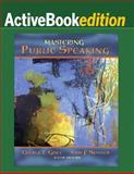 Mastering Public Speaking, MySpeechLab Edition, Grice, George L. and Skinner, John F., 0205594050