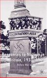 Responses to Nazism in Britain, 1933-1939 : Before War and Holocaust, Stone, Dan, 0333994051