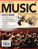 MUSIC (with CourseMate Printed Access Card) 2nd Edition
