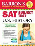 Barron's SAT Subject Test in U. S. History with CD-ROM, 2nd Edition, Kenneth R. Senter, 1438074050