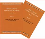 Approaches to Grammaticalization, , 1556194056