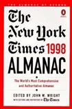 The New York Times Almanac 1998, John W. Wright, 0140514058