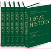 The Oxford International Encyclopedia of Legal History, , 0195134052