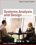 Systems Analysis and Design, Shelly, Gary B. and Rosenblatt, Harry J., 1133274056
