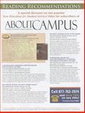 About Campus Volume 13, Number 1, March-april 2008, ABC, 0470344059
