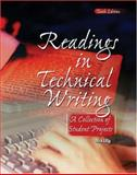 Readings in Technical Writing : A Collection of Student Projects in English 2303, Lilly, Nick, 0757544053