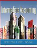 Intermediate Accounting Volume I (Ch 1-12) with Annual Report, Spiceland, J. David and Sepe, James, 0077614054