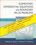 Elementary Differential Equations and Boundary Value Problems, Ninth Edition Binder Ready Version, Boyce, 0470404051